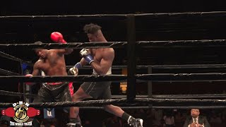 Download Vicious Knockout!! Undefeated Nigerian Heavyweight Efe Ajabada full fight Video