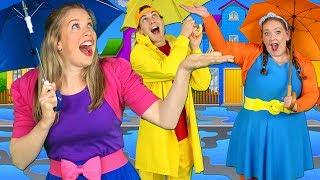 Download Rain Rain Go Away - Nursery Rhyme with Rainy Day Activities! Nursery Rhymes & Songs for Children Video
