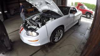 Download an easy 600whp on3 performance turbo kitted 2001 camaro Video