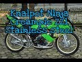 Download Review Knalpot Ninja 150 RR Creampie ZZ1 Stainless Stell Video