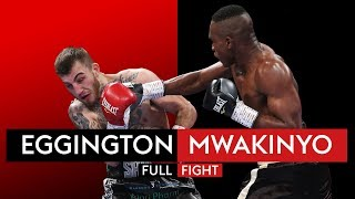 Download FULL FIGHT: Sam Eggington suffers shock knockout defeat to Hassan Mwakinyo within two rounds Video
