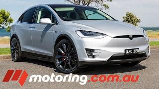 Download 2017 Tesla Model X P100D Review Video