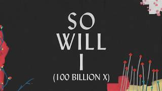 Download So Will I (100 Billion X) Lyric Video - Hillsong Worship Video