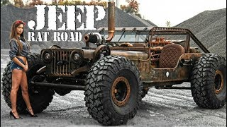Download Jeep Willys Brutality RAT Video
