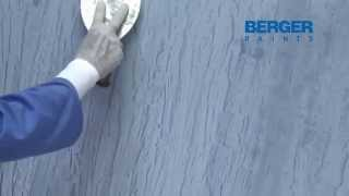 Download How to use Royale Play Italian Stucco for Textured Walls | Designer Finish | Berger Paints Arabia Video