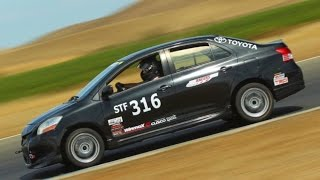 Download Corolla-Swapped Toyota Yaris Autocrosser - One Take Video