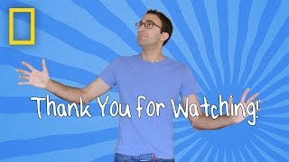 Download Thank You for Watching! | Ingredients With George Zaidan Video