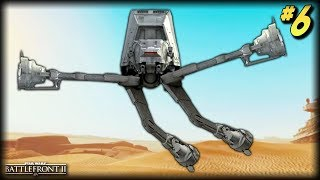 Download Star Wars Battlefront 2 - Funny Moments #6 (AT-AT Random Moments!) Video