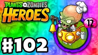 Download Plants vs. Zombies: Heroes - Gameplay Walkthrough Part 102 - Gargantuar's Feast! (iOS, Android) Video