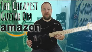 Download The Cheapest Guitar On Amazon! Video
