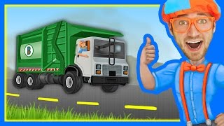 Download The Garbage Truck Song by Blippi | Songs for Kids Video