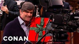 Download Conan Has Creepy, Gift-Giving Cameramen - CONAN on TBS Video