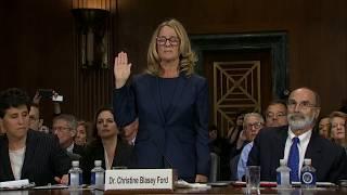 Download Christine Blasey Ford accuses judge nominee Brett Kavanaugh of sexual assault - 5 News Video