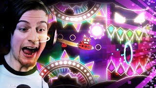 Download THIS LEVEL IS BEAUTIFUL!!! || Geometry Dash (Part 16) Video