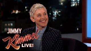Download Ellen Degeneres and Jimmy Kimmel Both Garden Video