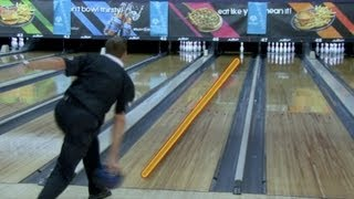 Download How To Throw The Bowling Ball Straight Video