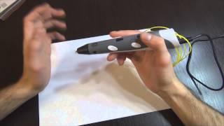 Download Обзор на знаменитую 3D ручку из Китая Video
