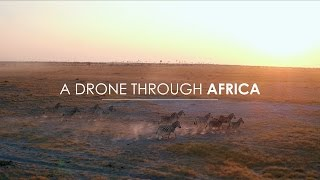 Download Breathtaking Drone Footage Filmed Throughout Africa Video