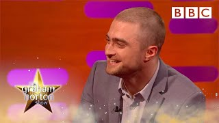 Download Daniel Radcliffe and James McAvoy on meeting fans – The Graham Norton Show: Episode 9 – BBC Video