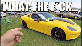 Download CRAZY Old Guy Tries to Sell Me His ″CUSTOM″ Corvette for $200,000... Video