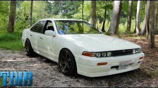 Download Nissan Cefiro Review!- The JDM RB20 Four Door! Video