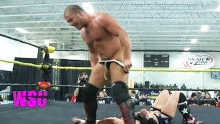 Download [Free Match] Chris Dickinson vs. Addy Starr | Beyond Wrestling Showcase at WSU (Intergender Mixed) Video