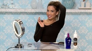 Download How To Style Wet Hair Quickly Video