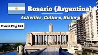 Download Things to do in Rosario, Argentina - Travel Video Guide (Episode 045) Video