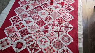Download Machine Quilting a Modern Border on a Traditional Quilt by Natalia Bonner Video