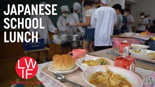 Download Kyushoku: The Making of a Japanese School Lunch Video