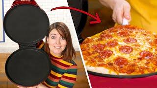 Download I Tested Betty Crocker's Pizza Maker •Tasty Video