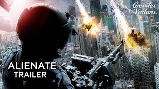 Download Alienate | Alien Invasion Movie Trailer HD Video