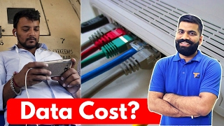Download Why Mobile Data is Expensive than Broadband? The Reality!!! Video