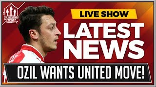 Download OZIL Chooses MANCHESTER UNITED Transfer Thanks to RONALDO! Man Utd News Video