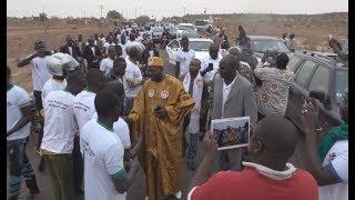 Download CDP: Accueil triomphal du Président dans le Nord Video