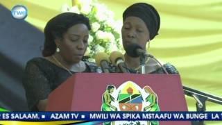 Download Mtoto wa Mzee Sitta kamuelezea baba yake nje ya uongozi wake Serikalini Video