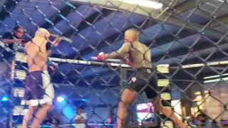 Download Chris Chavez vs Demarcus Brown California Cage Wars Independent Warriors Episode 2 Video