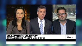 Download All over in Aleppo? Trump transition adds to Syria uncertainty (part 2) Video