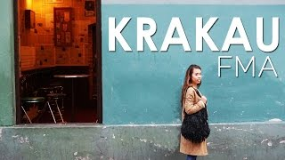 Download KRAKAU Follow Me Around | Günstig Shoppen, Restaurants & SPA in Polen | Eileena Ley [SUBTITLED] Video