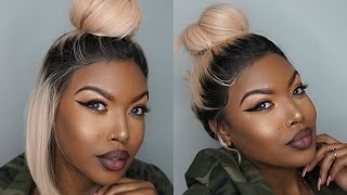 Download Quick & Easy Updos For Lace Wigs || Wowafrican Video