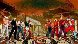 Download M.U.G.E.N: The King Of Fighters VS Street Fighter Video