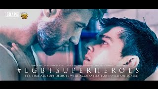 Download #LGBTSuperheroes Video
