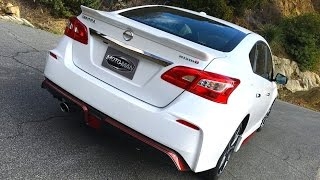 Download 2017 Nissan Sentra NISMO TECH REVIEW (1 of 2) Video