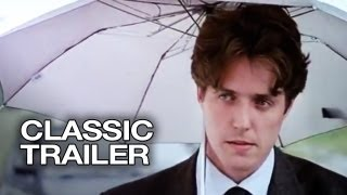 Download Four Weddings and a Funeral Official Trailer #1 - Hugh Grant Movie (1994) Video