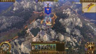 Download TW Warhammer Clan Angrund: Taking Eight Peaks by turn 11 Video