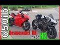 Download Ducati Desmosedici RR vs Ninja H2 | STREET MADNESS!!! Video