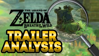 Download Breath of the Wild: Trailer Analysis & Breakdown (In-depth) Video