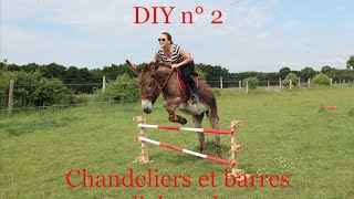 Download DIY n°2 : chandeliers et barres d'obstacle Video