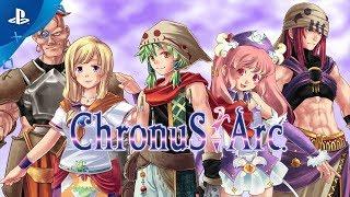 Download ChronusArc - Official Trailer   PS4, PS VITA Video