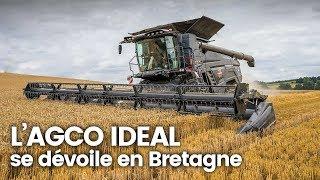 Download L'AGCO IDEAL s'essaie au blé breton Video